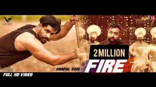 FIRE | Full Song | Harpal Sohi | Sachin Rishi | DJ Flow | VS RECORDS
