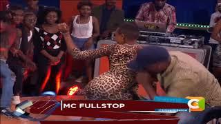 MC Fullstop a.k.a John Maina Live 10 Over 10 CITIZEN TV
