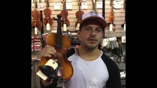 Oscarcito regalará nuevo violín a joven músico, luego de que la GNB se lo rompiera en  protesta