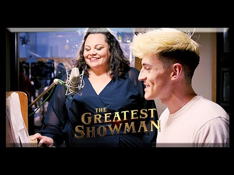 The Greatest Showman   'This Is Me' - Piano Cover ft. Keala Settle + Hugh Jackman interview