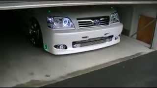 لعشاق السيارات اليابانية ملكة  ( روووووعة )