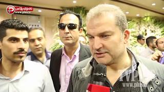 سیاسیون و بازیگران سرشناس، شهرک غرب را به احترام داوود رشیدی قُرُق کردند/گزارش اختصاصی