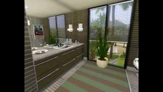 The sims 3 house building - Beach life 256 - part 5
