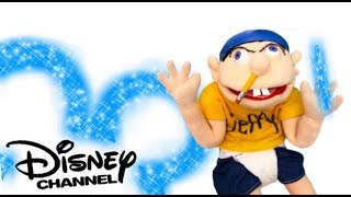 Hi I'm Jeffy And Your Watching Disney Channel!