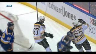 BOSTON BRUINS vs ST LOUIS BLUES (Jan 10)