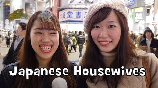 Do Japanese Girls Want to be a Housewife (Interview)