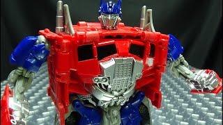 Bumblebee Movie Nitro Series OPTIMUS PRIME: EmGo's Transformers Reviews N' Stuff