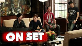 Entourage: Complete Behind the Scenes Movie Broll - Jeremy Piven, Adrian Grenier, Kevin Dillon