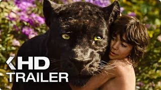 THE JUNGLE BOOK Official Trailer 2 (2016) Super Bowl