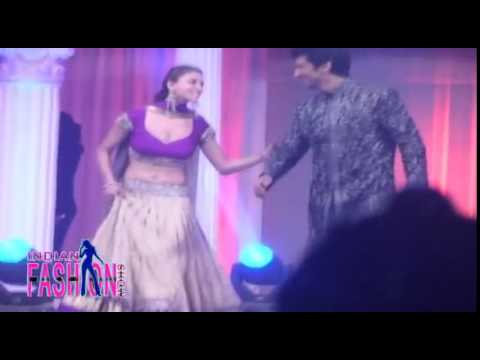 Indian Telly Awards 2012 Fashion Show Super Hot Video