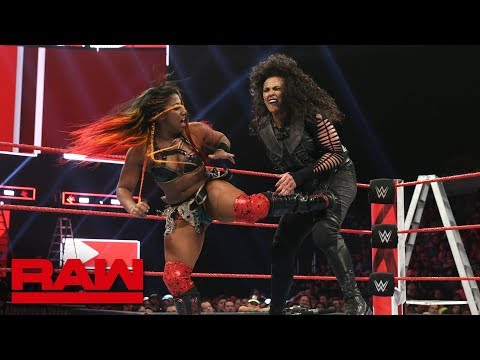 Xxx Mp4 Ember Moon Vs Tamina Raw Dec 10 2018 3gp Sex