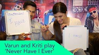 Varun Dhawan & Kriti Sanon Play
