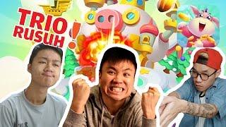 KETIKA BERSATU DENGAN JEJE DAN GOGOGOY !! - Planet Fauna [Indonesia] iOS / Android Gameplay