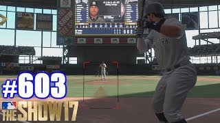 HOW TO HIT LIKE ME! | MLB The Show 17 | Road to the Show #603