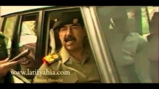 رسالة الشهيد صدام حسين الى ثوار اليمن