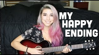 THROWBACK | My Happy Ending by Avril Lavigne | Cover by Dianna Brooks