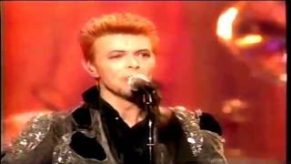 David Bowie And Robert Smith For Bowie's 50th Birthday - Live [Full HD]