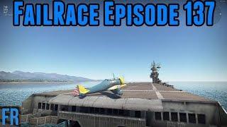 FailRace Episode 137 - Aeroplane Handbrake