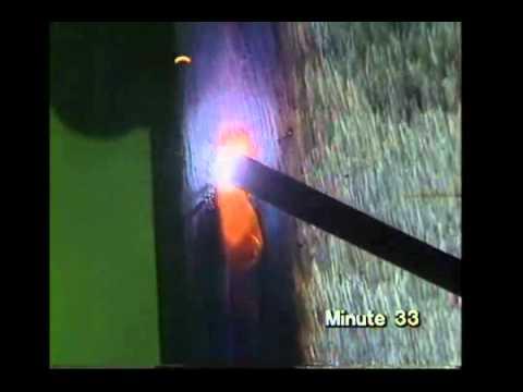 MMA welding welding institute video guide