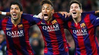 Barcelona's Three Kings ♛ Luis Suárez ♛ Lionel Messi ♛ Neymar Júnior - Documentary Sky Sports [HD]