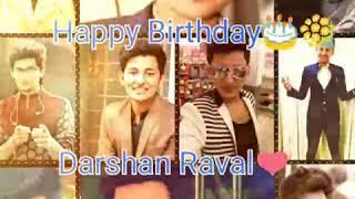 Darshan Raval Happy Birthday 2018 || Do din || # spread love