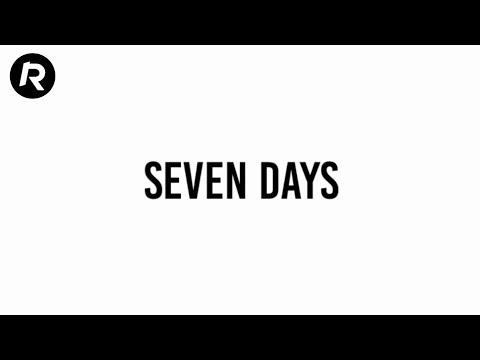 seven days - rendi pandugo(lyrics video) mp3