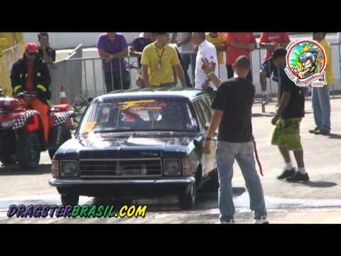 Caravan 6 cil turbo Luis Claudio Amanajas 1ª etapa Brasileiro de Arrancada 2011