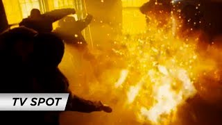 Punisher: War Zone (2008) - 'Reborn' TV Spot