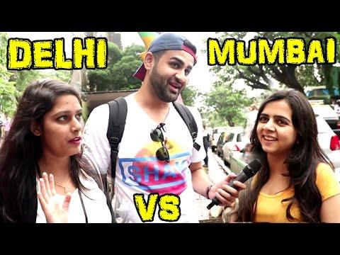Mumbai Vs Delhi Girls - Who Is More HOT - Logon Ki Bakchodi - Sid