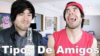 Tipos De Amigos | Hola Soy German