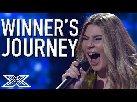 Xxx Mp4 FIRST EVER X Factor Malta WINNER Michela Pace 39 S Journey X Factor Global 3gp Sex