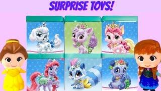 Disney Princesses Palace Pets Blind Boxes Toy Surprise Game
