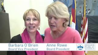 Denver Board of Education Thanks Teachers