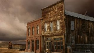 GHOST TOWN - BODIE ( UNTOUCHED )