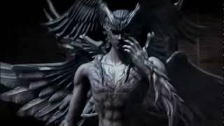 Devilman vs satan  stricken.avi