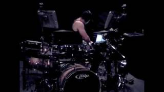 THE WORLD'S FIRST DRUM AND TRANCE CONCEPT (Johna- live)