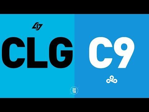 Xxx Mp4 CLG Vs C9 NA LCS Week 4 Match Highlights Summer 2018 3gp Sex