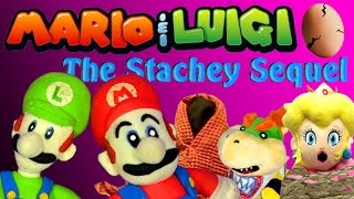 Mario & Luigi! Stache Bros - The Stachey Sequel