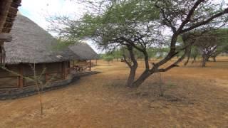 Severin Safari Camp Tsavo West Nationalpark Kenia