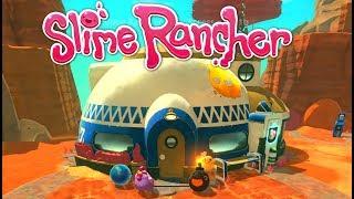 Livestream Video - Exploring the Glass Desert! - Slime Rancher Gameplay