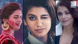 Before Priya Prakash THESE Actresses Winked In Movies And Won Our Hearts | लहरें गपशप