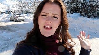 Licked a Freezing Pole!