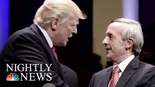 Donald Trump's Response To Charlottesville Sparks Action And Anger | NBC Nightly News