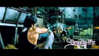 Stunt by VIDYUT JAMWAL scene from FORCE.avi