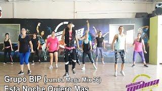 Esta noche quiero mas Grupo BIP ft Cesar Molina