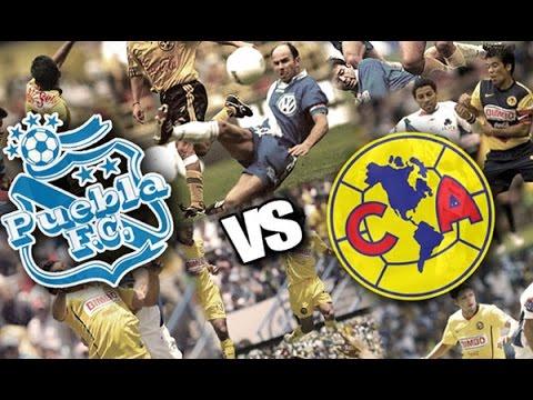Xxx Mp4 PUEBLA 4 VS 2 AMERICA GOLES RESUMEN Liga MX Apertura 2015 Jornada 1 HD 3gp Sex