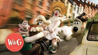 A Matter of Loaf and Death - Piella Bakewell - Wallace and Gromit