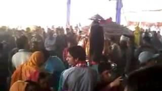 Mahunaag devta dance during Devta mela at SNR(H.P)...