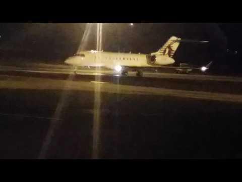 Karim wade libéré dans son jet privé Immatriculé A7 CEV