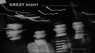 """NEEDTOBREATHE - """"GREAT NIGHT (feat. Shovels & Rope)"""" [Official Audio]"""
